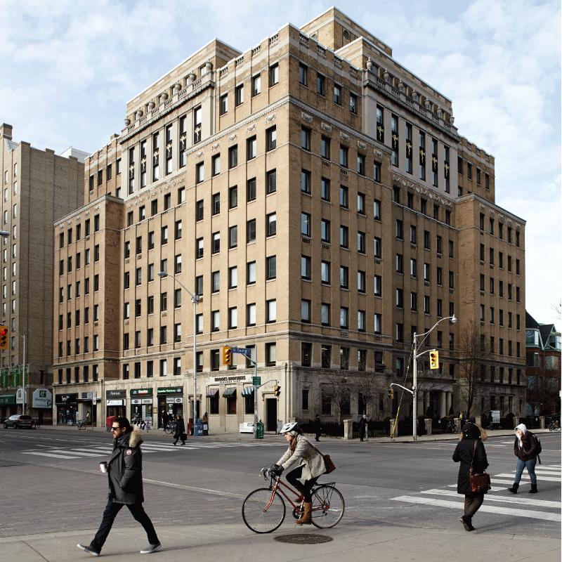 Jackman Humanities Building