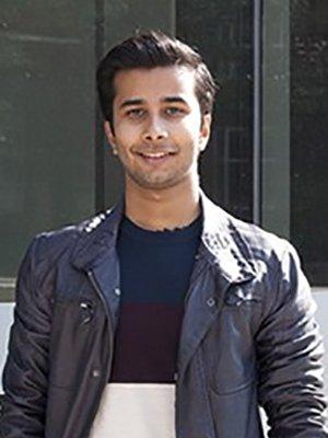 Student photo Devaksh Trehan