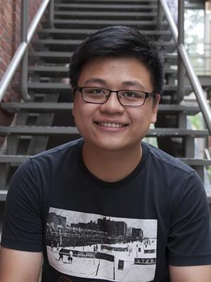 Student photo Xinbo Zhang