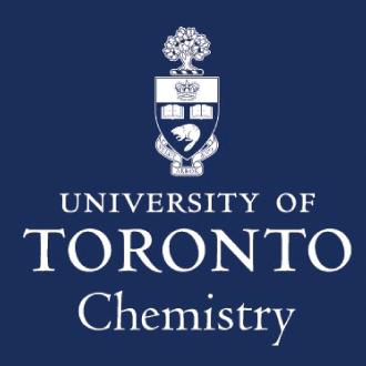 UofT Chemistry logo.