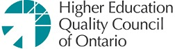 The Higher Education Quality Council of Ontario (HEQCO) logo.