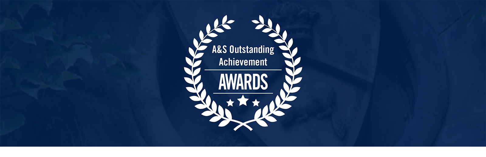 AS Outstanding Achievement Awards web banner