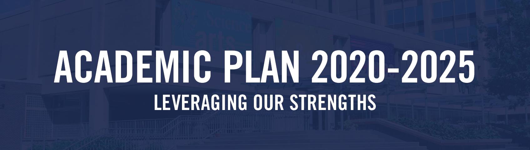 Academic Plan Banner