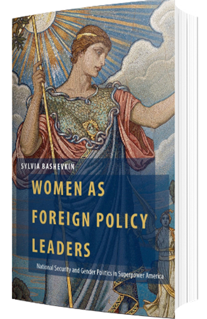 Cover art of Women as Foreign Policy Leaders