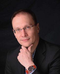 U of T neuroscientist Dirk Bernhardt-Walther.