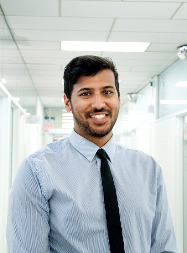 Headshot of recruiter Flloyd Noronha
