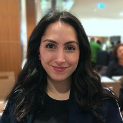 Headshot of Joelle Girgis.