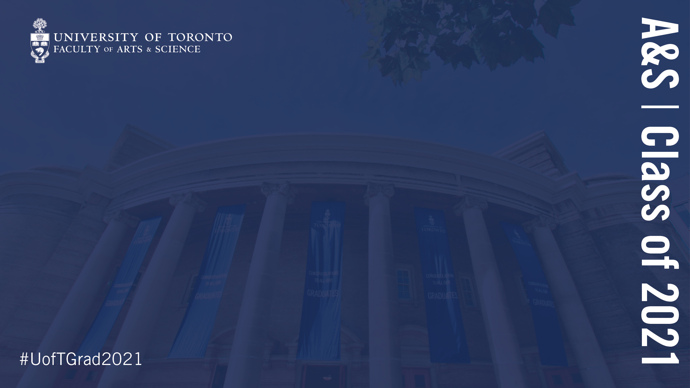 Spring Convocation 2020 zoom background 4