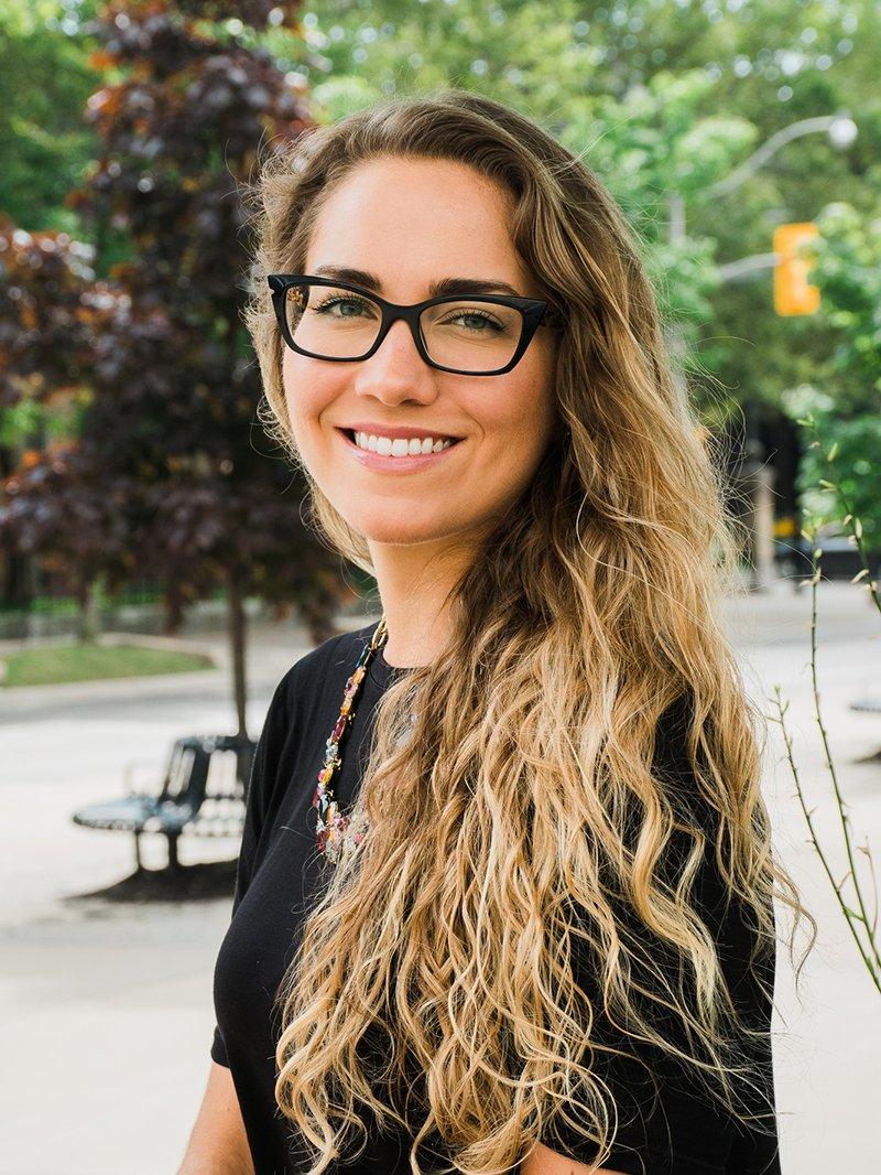 A&S Recruiter Stephanie Convery