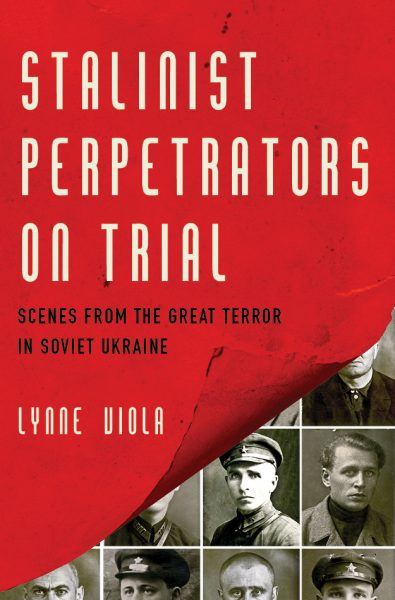 Book cover of Stalinist Perpetrators on Trial