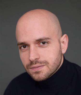 Headshot of Amir Haidar