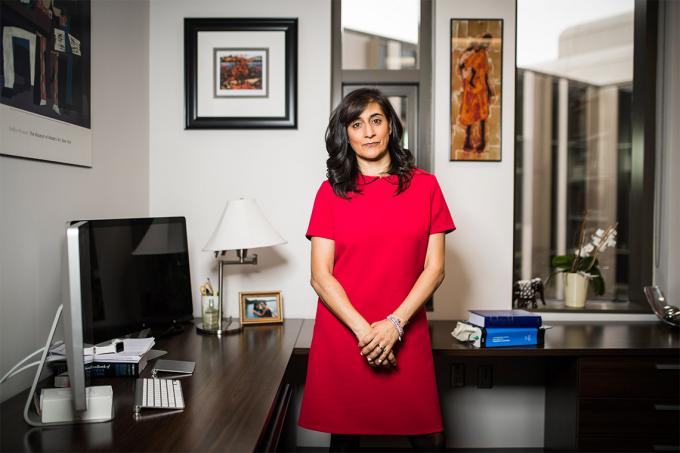 Anita Anand headshot
