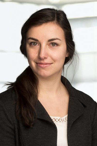 Madeleine Bonsma.