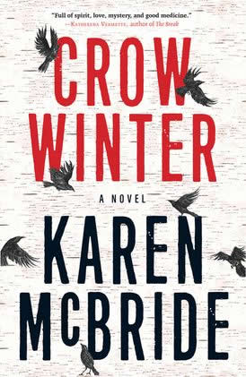 Crow Winter Book Cover