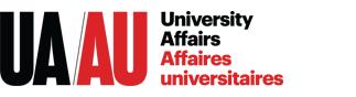 University Affairs logo.
