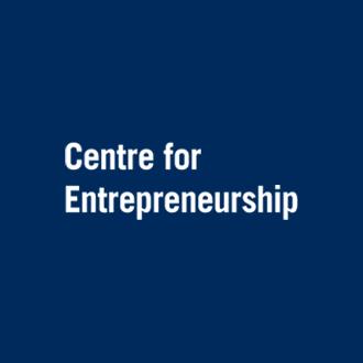 Centre for Entrepreneurship Twitter account