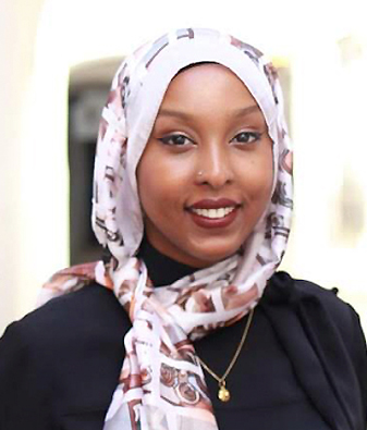 Farhia Farah.