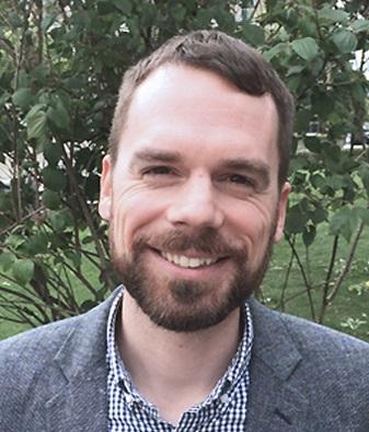 Headshot of Michael Mack
