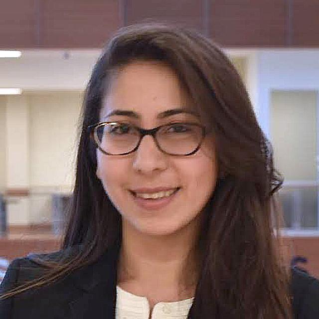 Nazanin Khazra.
