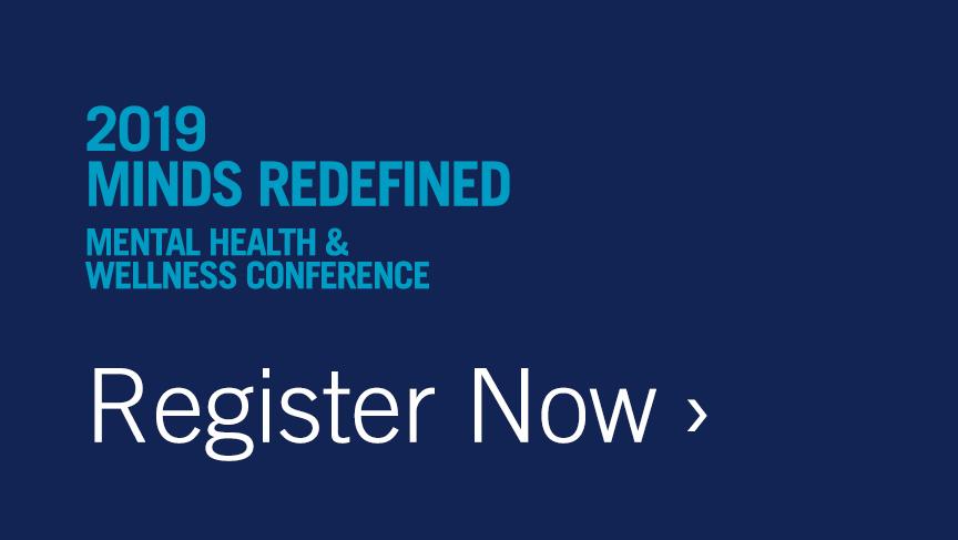 Register for Minds Redefined 2019