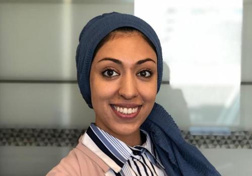 Sarah Shah.