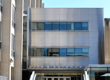 Sid Smith building entrance.