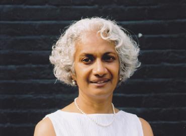 Alumna Ceta Ramkhalawansingh.