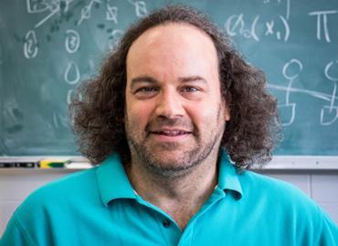 Headshot of Jeff Rosenthal
