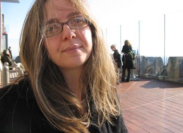 Image of Pam Gravestock.