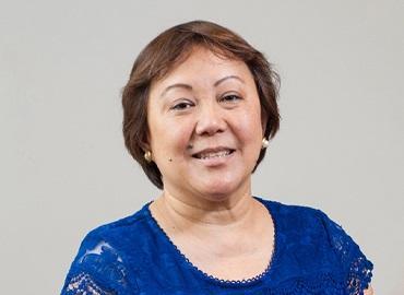 Headshot of M. Cynthia Goh