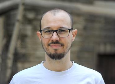 Arts & Science PhD grad Cédric Beaulac