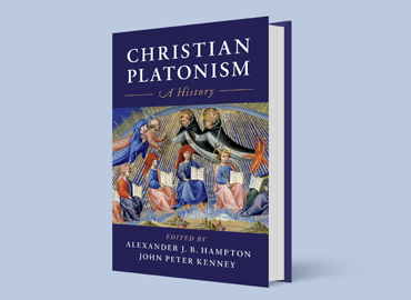 Cover of Christian Platonism book.