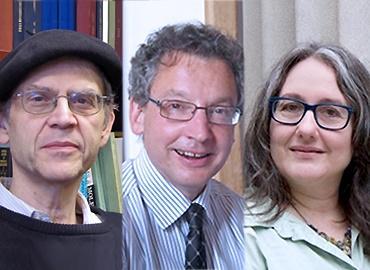 Paul Brumer, David Dyzenhaus, Naomi Seidman.