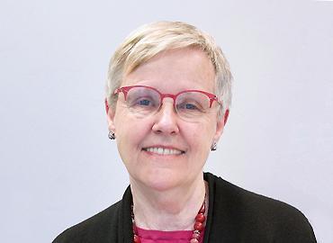 Headshot of Donna Orwin