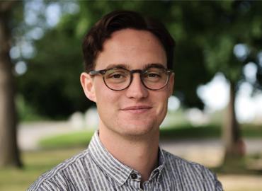 Headshot of Jack Denton.