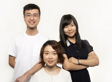 Chau Lung Ngan Spark Tseung, Dongyang Yang and Junran Yan.