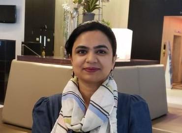 Headshot of Navroop Dhaliwal