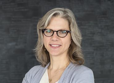 Headshot of Pamela Klassen.