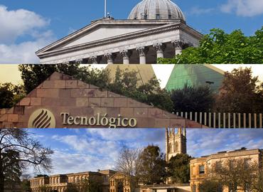 University College London, Tecnológico de Monterrey and University of Oxford.