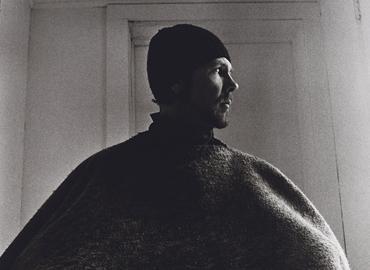 Black and white photo of Robert Giard