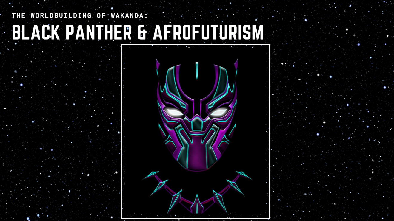 Poster for the Worldbuilding of Wakanda event.
